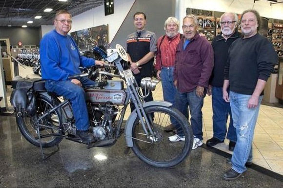 Click to find out more about 1915 Harley-Davidson Wins The 2010 Cannon Ball Endurance Run