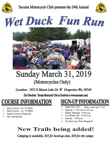 Click to find out more about  Wet Duck Poker Run 2018