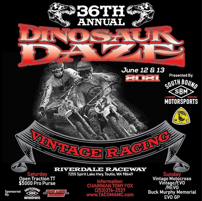 Click to enlarge photo of Dinosaur Daze 2018
